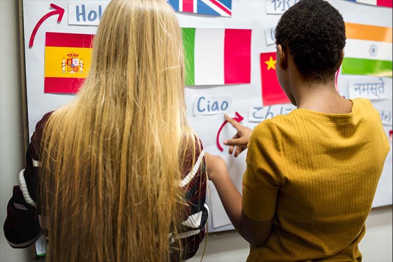 Unsere Kursmodelle an der Sprachschule Mainz